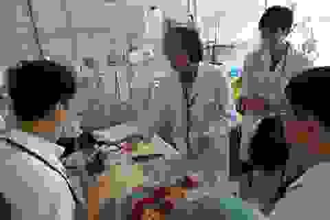 Thời tiết thất thường, 60% bệnh nhi nhập viện vì viêm phổi