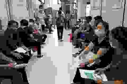 Bộ Y tế khuyến cáo người dân đeo khẩu trang khi đến nơi đông người