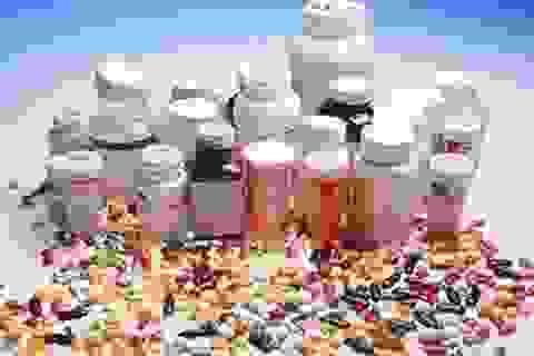 90% các loại kháng sinh được bán mà không cần đơn thuốc