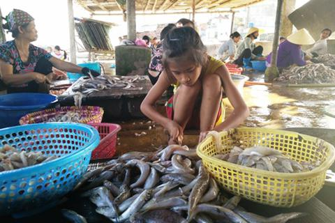 Ngày hè của những đứa trẻ ở nơi có mật độ dân số đông nhất Việt Nam