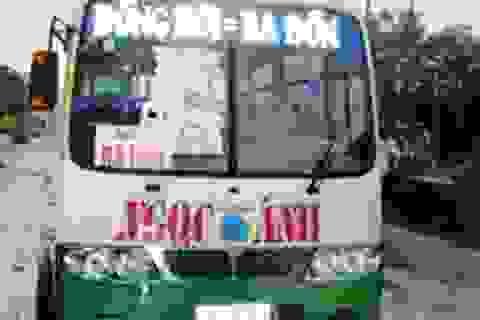 Quảng Bình: Hăm dọa giết lái xe, toàn tuyến xe buýt ngừng hoạt động