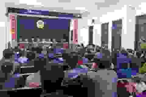 """Xét xử vụ án """"cướp gỗ huê"""" chấn động tại VQG Phong Nha - Kẻ Bàng"""