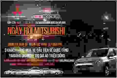 Ngày hội Mitsubishi Trung Thượng