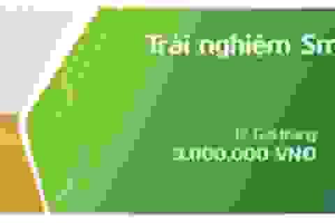 """Vietcombank triển khai chương trình khuyến mại """"Trải nghiệm Smart OTP - Vi vu SH Mode"""""""