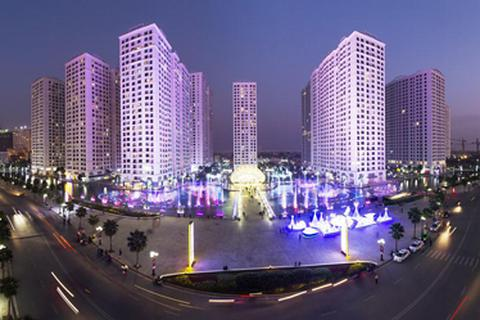 """Times City được bình chọn là """"dự án phức hợp tốt nhất Việt Nam"""""""