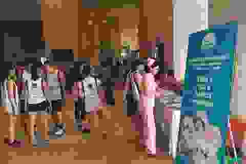Bệnh viện Hồng Ngọc đồng hành cùng Hanoi Vertical Run 2015
