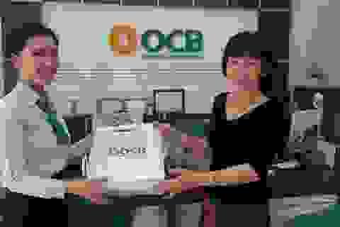 """""""Vui sinh nhật, ngập tràn quà tặng"""" cùng OCB"""