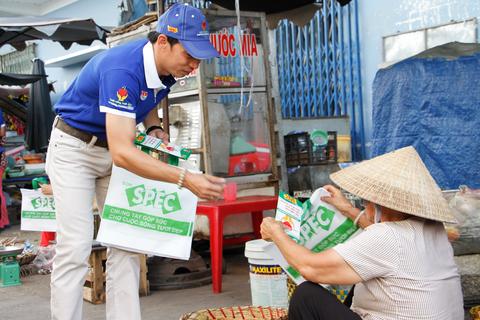 Sơn Spec đồng hành cùng cuộc sống tươi đẹp đến với Ninh Thuận