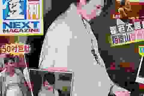 Bà bầu Lê Tư vẫn xinh đẹp rạng ngời ở tháng cuối thai kỳ