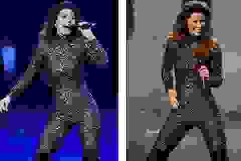 """47 tuổi, Shania Twain vẫn trình diễn đầy """"nhiệt"""""""