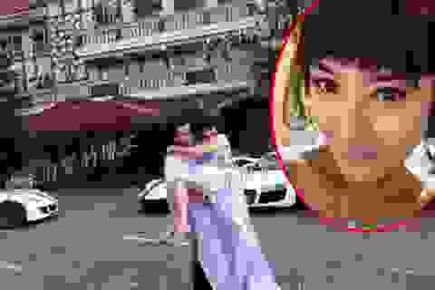 """Lộ ảnh cưới """"tập hai"""" của Huỳnh Dịch"""