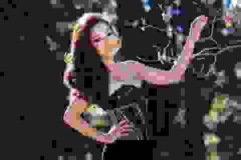 Danh hài Thúy Nga thi Hoa hậu