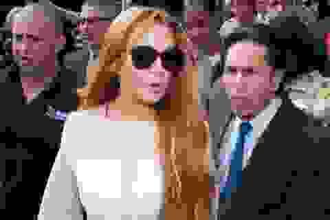 Cư dân mạng bất bình vì Lindsay Lohan bị xử quá nhẹ