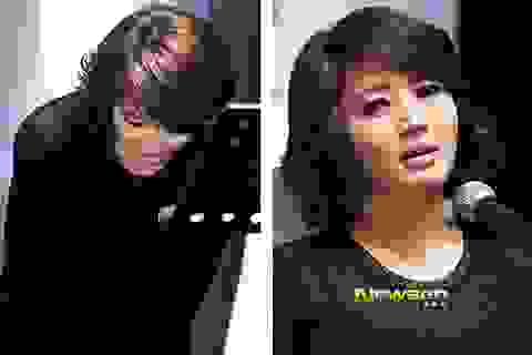 """""""Biểu tượng gợi cảm"""" Kim Hye Soo cúi đầu xin lỗi vì đạo luận văn"""