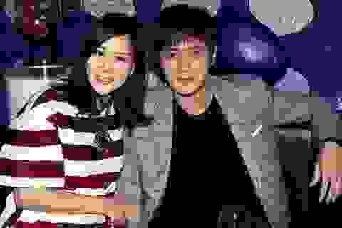 Jang Dong Gun xuất hiện tình tứ cùng vợ