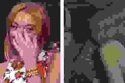 Vừa khóc trên truyền hình, Lindsay Lohan lại lẻn tới hộp đêm