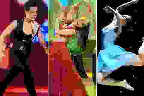 Hành trình đến đêm chung kết của Top 3 Bước nhảy hoàn vũ