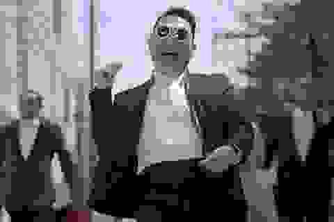 Psy tiếp tục lập kỷ lục trên Youtube