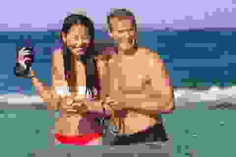 """Cựu Hoa hậu Trung Quốc hạnh phúc bên """"bồ"""" tỉ phú"""