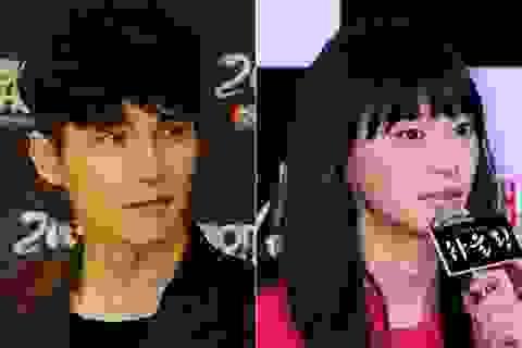 Mẹ ruột của Won Bin ủng hộ chuyện tình của con trai