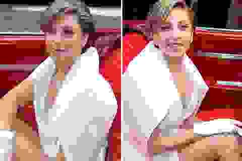 Lady Gaga gây bất ngờ với hình ảnh nữ tính
