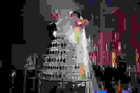 Đám cưới của siêu mẫu Ngọc Thạch tại Hà Nội