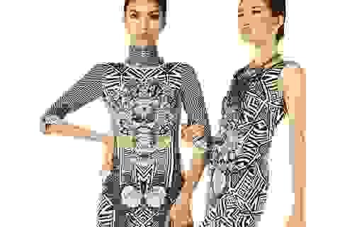 Ngắm thiết kế ấn tượng tại Tuần lễ thời trang Việt Nam xuân hè 2014