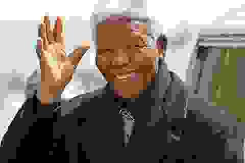 Sao Hollywood tiếc thương cố tổng thống Nam Phi Nelson Mandela