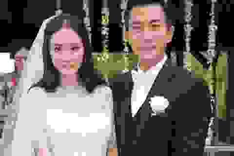 Dương Mịch yêu cầu bố chồng ngừng chia sẻ ảnh cưới