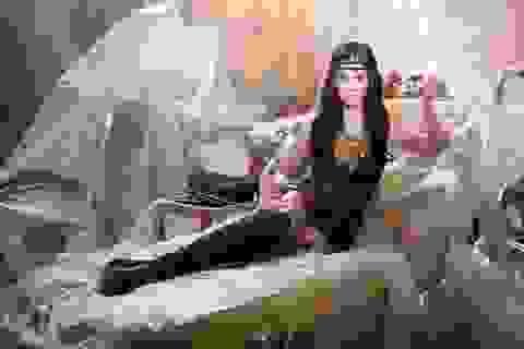 """Video clip mới của Katy Perry bị """"phản đối"""""""