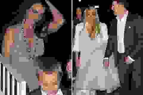 Britney Spears đưa chồng tương lai dự đám cưới em gái