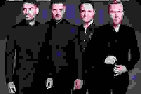 Nhóm Boyzone hé lộ video clip mới nhất