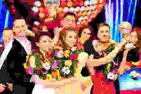 Thu Thủy và Ngân Khánh cùng đăng quang tại Bước nhảy hoàn vũ 2014