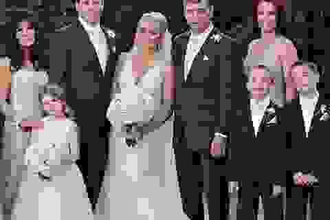 Britney Spears làm phù dâu trong đám cưới em gái
