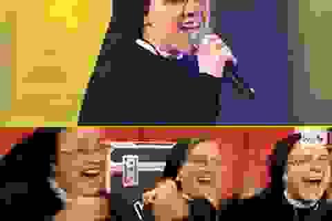Bất ngờ trước màn trình diễn của nữ tu sĩ tại cuộc thi The Voice Ý