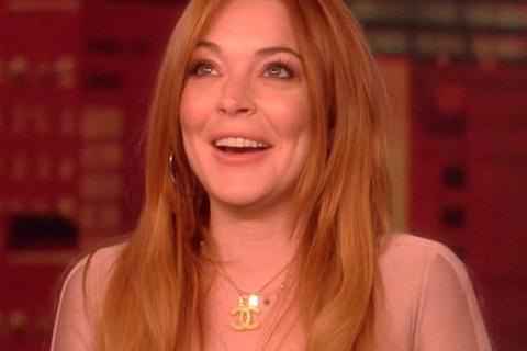 """Lindsay Lohan: """"Với tôi, đàn ông chỉ như món đồ giải trí"""""""