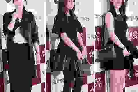 Dàn mỹ nhân xứ Hàn tới ủng hộ mỹ nam Song Seung Heon