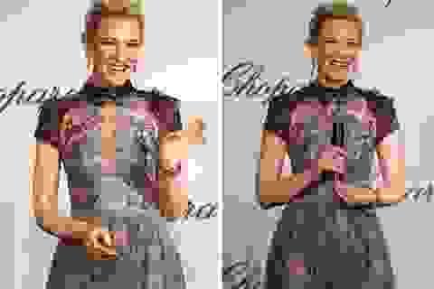 Cate Blanchett xinh đẹp tại LHP Cannes