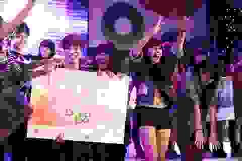 Đêm hội nhảy cover Kpop sôi động của giới trẻ Hà thành