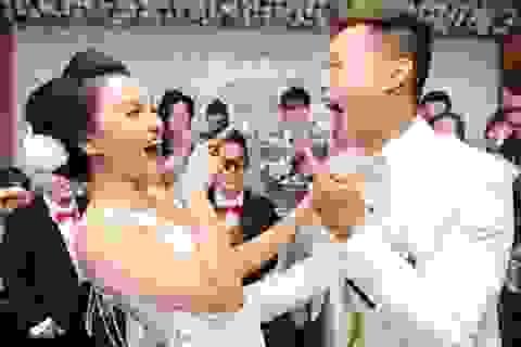 Đám cưới cặp vũ công được mong chờ nhất Hà thành