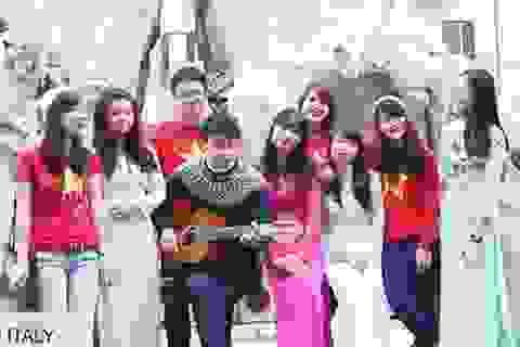 Clip du học sinh Việt trên 16 nước chúc Tết ông bà, cha mẹ