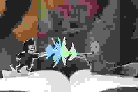 """Fan """"ruột"""" làm clip stop motion thú vị về Harry Potter"""