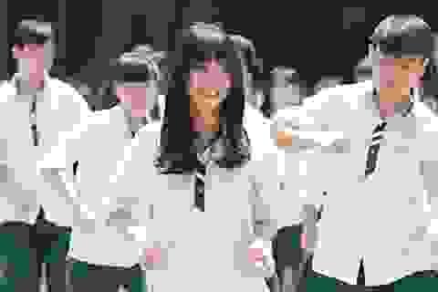 Clip Happy vui nhộn của teen Trần Phú dịp chia tay mái trường