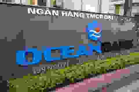 Ocean Bank thay cả Chủ tịch HĐQT và người phụ trách