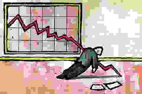 """Nhà đầu tư tháo chạy, VN-Index """"lao dốc"""" gần 17 điểm"""