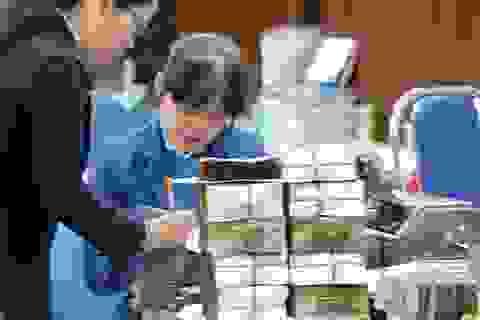 Tết này ngân hàng không lo thiếu tiền?