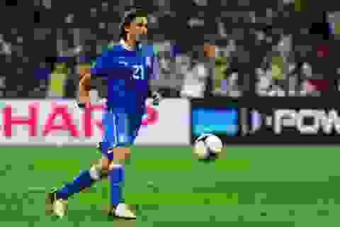 """Pirlo từng """"gãy"""" khi sút penalty kiểu Panenka"""