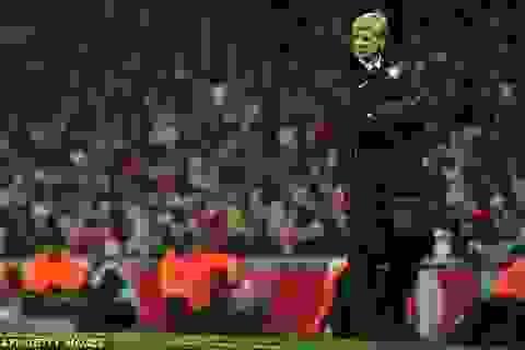 """Wenger chú ý: 2012-2013 là mùa """"đại họa"""" với HLV ở Anh"""
