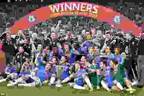 """UEFA """"tặng"""" vé Champions League cho nhà vô địch Europa League"""