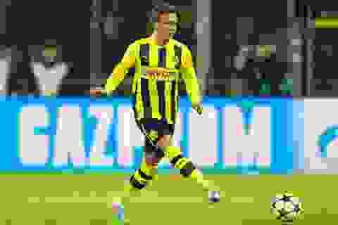 Dortmund đón hàng loạt tin vui trước chung kết Champions League
